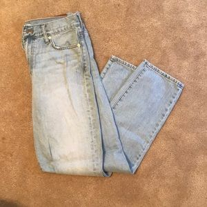 Madewell Boy Jeans used once